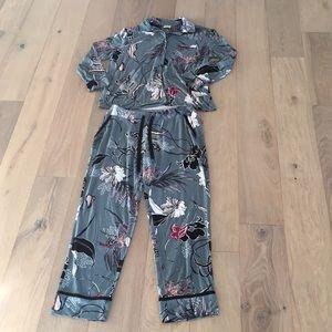Soma floral pajama set small